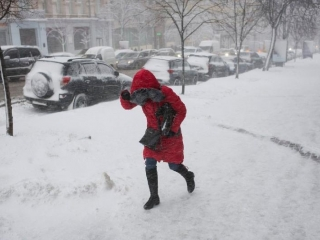 Storm warning announced in Aktobe region
