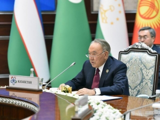 We need to establish Central Asia without barriers - Nazarbayev