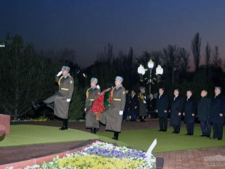 CA leaders pay tribute to the memory of Islam Karimov