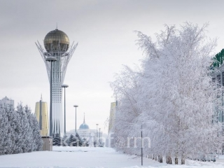 Sign language tours for hearing-impaired people offered at Astana-Bayterek monument