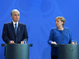 Tokayev hopes his visit will boost cooperation between Kazakhstan and Germany