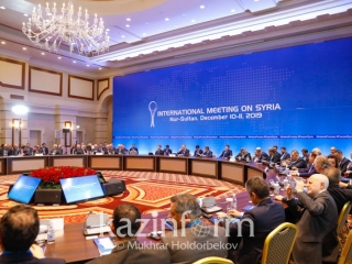 14th round led to significant results, MFA about the Astana process on Syria
