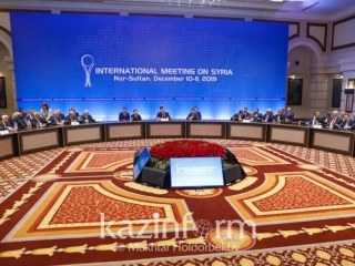 Next round of Astana Syria talks to be held in March 2020