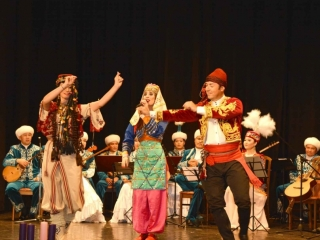 Melodies of Turkic World in Hungary