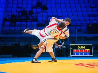 Qazaq Kuresi World Championships to gather wrestlers from 40 countries