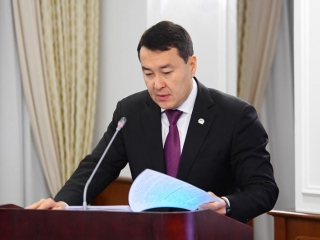 National budget revenues augment by 101.3% — Alikhan Smailov