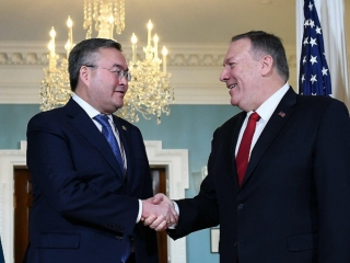 U.S. Secretary of State to pay official visit to Kazakhstan