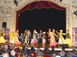 Melodies of Turkic World concert tour ended in Serbia