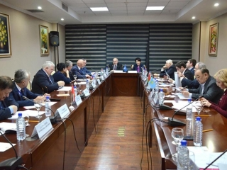 Kazakh Senators partake in observer mission of IPA CIS, OSCE PA of elections in Uzbekistan