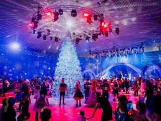 New Year party for children with special needs held in Nur-Sultan
