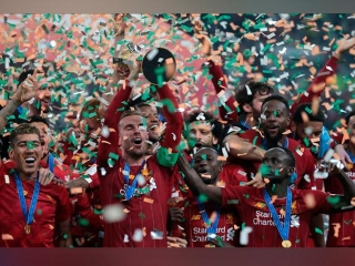 Liverpool enjoy 2019 with continental treble