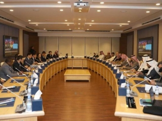 Investment and trade opportunities of Kazakhstan presented in Saudi Arabia