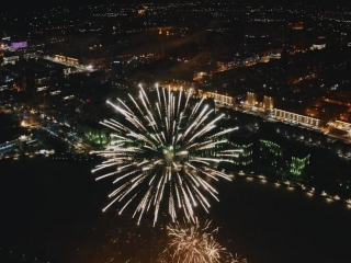 Fireworks display to crown New Year's Eve in Nur-Sultan