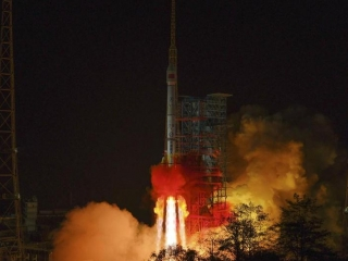 China successfully launches new communication technology experiment satellite