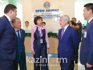 Deputy PM Saparbayev visits social facilities of Nur-Sultan