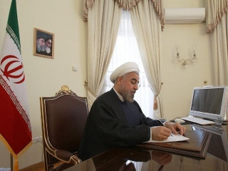 President Rouhani: Persons who caused Ukraine plane crash will be sued