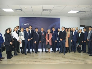 AIFC holds working meeting with Kazakhstani Legal Practitioners