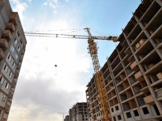 420 rental apartments to be built in N Kazakhstan