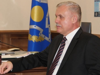 New CSTO chief visits CSTO Joint Staff Society