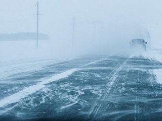 Nur-Sultan-Pavlodar highway closed for snowstorm