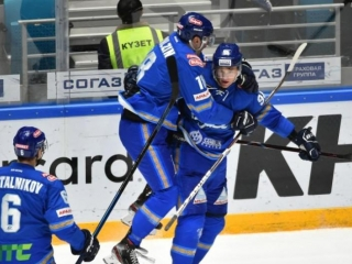 Barys 3rd in KHL Eastern Conference after major win over Jokerit