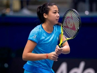 Diyas and Rybakina reach 2nd round in Australian Open doubles