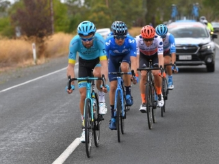 Astana's De Vreese breaks away again in Santos Tour Down Under Stage 4