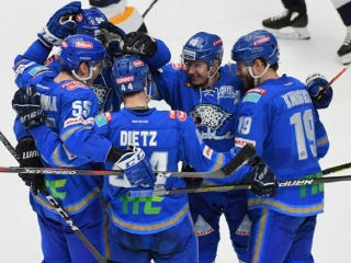 KHL: Barys lose to SKA, retain 3rd spot in the East