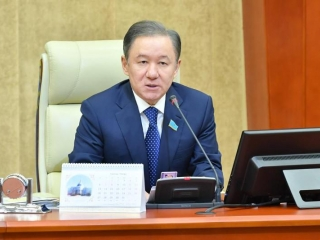 Kazakh Majilis Speaker mourns loss of life in Turkey earthquake