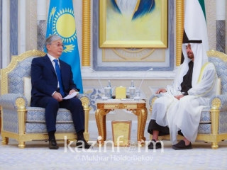 Tokayev: Overarching goal of visit to give new impetus to Kazakhstan-UAE cooperation