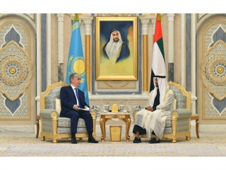 UAE applauds trade turnover growth, space cooperation with Kazakhstan