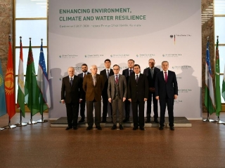 Green Central Asia project kicks off