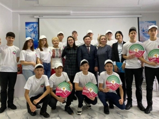 Volunteers' Centre opens in Kazakhstan