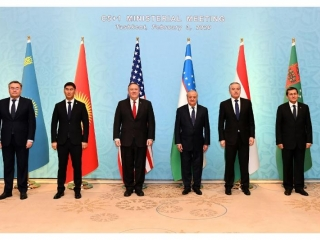 Kazakh FM takes part in C5+1 meeting in Tashkent