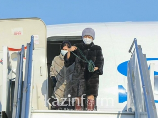 8 Kazakhstanis evacuated from Wuhan to Russia and Uzbekistan
