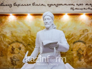 Monument to Al-Farabi may appear in Kazakh capital