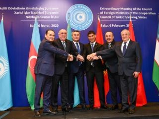 Extraordinary Conference of Turkic Council FMs held in Baku