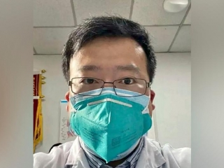Chinese doctor who blew whistle about new-virus outbreak dies