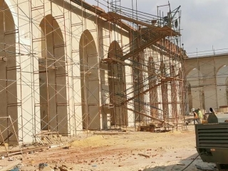 Restoration of Sultan Baybars Mosque in Cairo to be completed in July 2020
