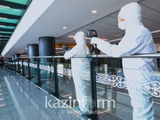 155 more Kazakhstanis to return home from China