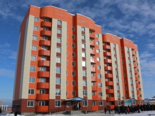 E Kazakhstan to build above 550,000 sq m of housing