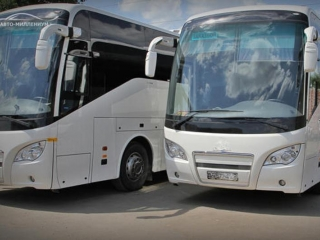 Uzbekistan, Kazakhstan launch regular bus services