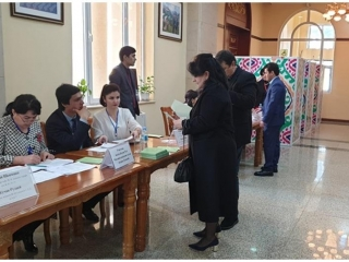 Voter turnout at Tajikistan's parliamentary polls exceeds 23%