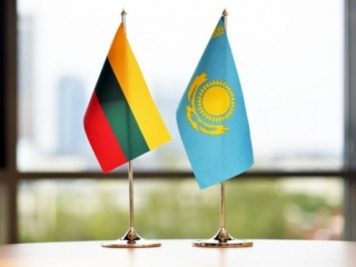 Kazakhstan and Lithuania vow to strengthen partnership