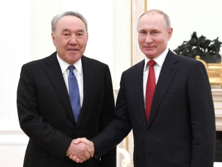 Russia remains a reliable partner of Kazakhstan in all areas of activities, Nursultan Nazarbayev