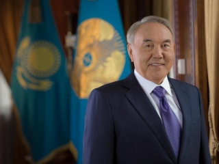 Nazarbayev awarded int'l prize 'For Merit to the State and the Public'