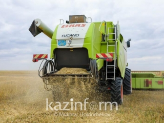 Kazakhstan increased export of agricultural products
