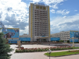 KazNU switches to distance teaching