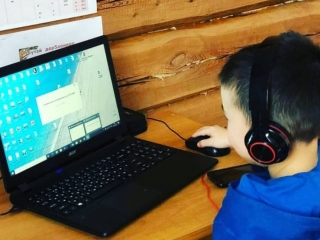 Kazakh pupils to attend online test classes Apr 1