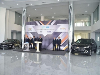 Kazakhstan launches UzAuto Motors cars production